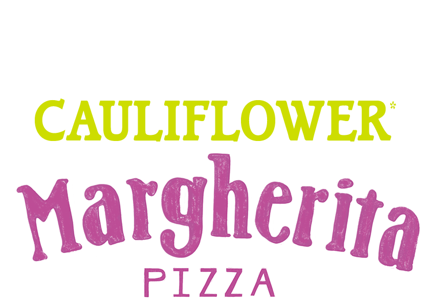 Margherita Pizza with Cauliflower Crust